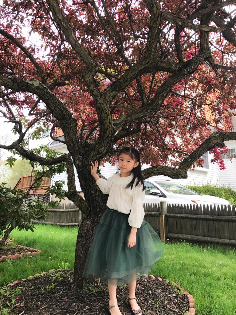 《春暖花开之小公主》